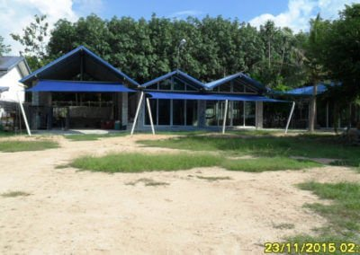 Fish Farm – Shade Sails