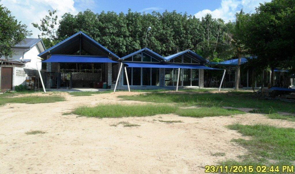 Fish Farm – Shade Sails