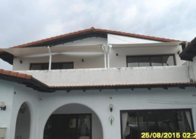 Lake-Top-Terrace-area-PVC-fixed-tensioned-Sail