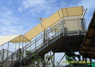 Ramayana water park slide cover Pattaya
